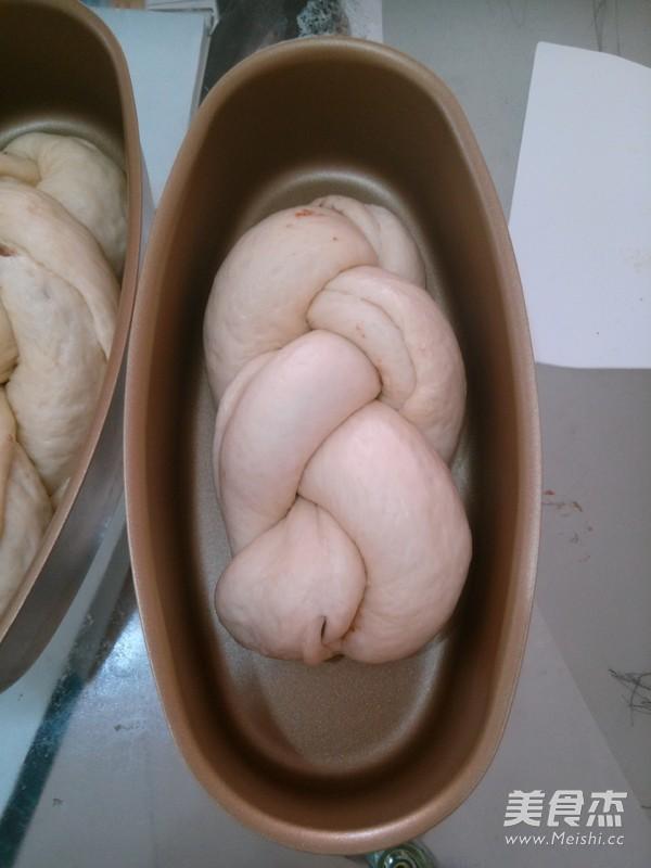 绿豆沙辫子面包怎么煮