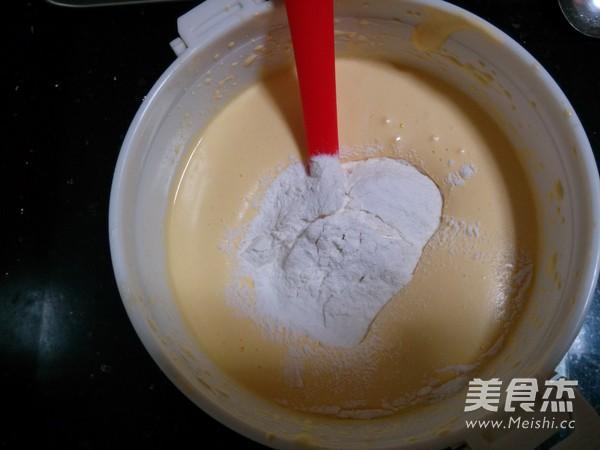 浙江天台糯米蛋糕的家常做法