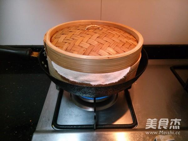浙江天台糯米蛋糕怎么做