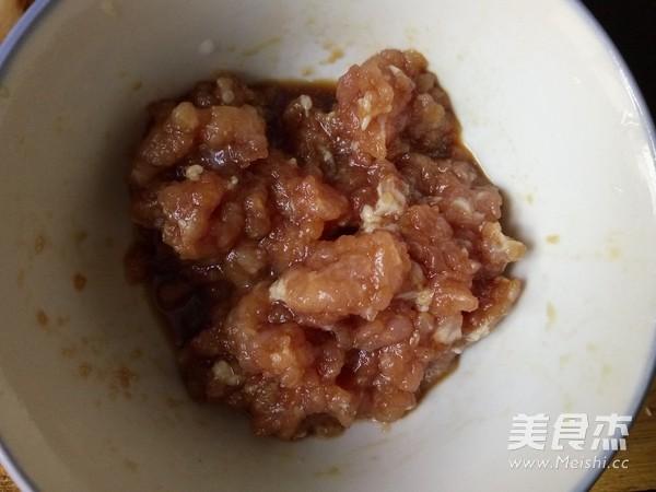 榨菜肉末蒸豆腐的家常做法