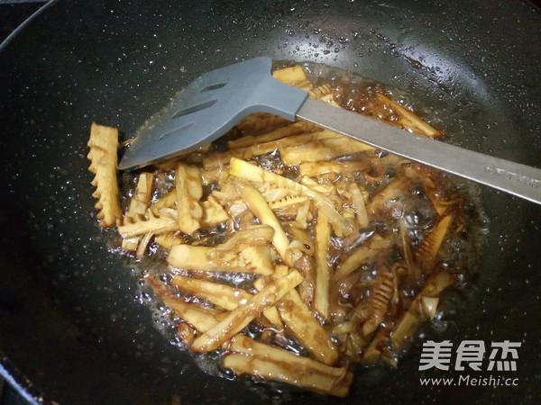 油焖春笋怎么吃