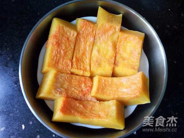 南瓜糯米紫薯饼的做法大全