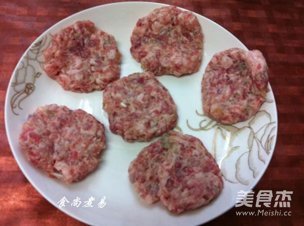 梅香咸鱼煎肉饼怎么做