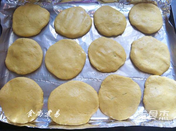 烤南瓜饼的简单做法