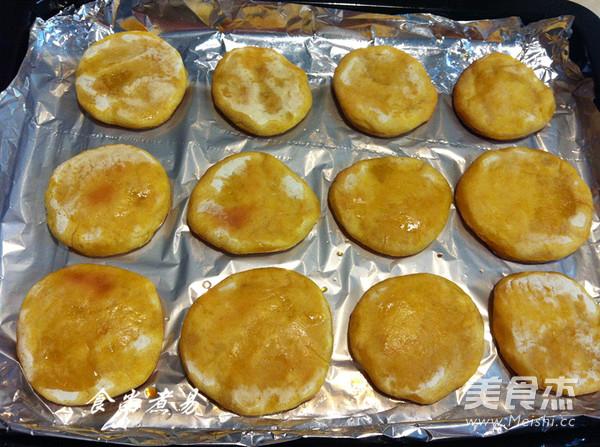 烤南瓜饼怎么吃