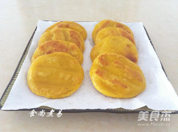 烤南瓜饼怎么做