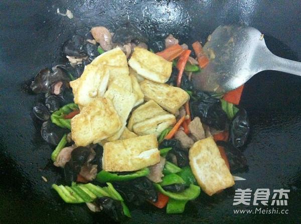 家常豆腐怎么炖