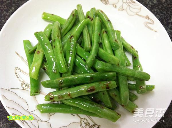 干煸四季豆怎么吃
