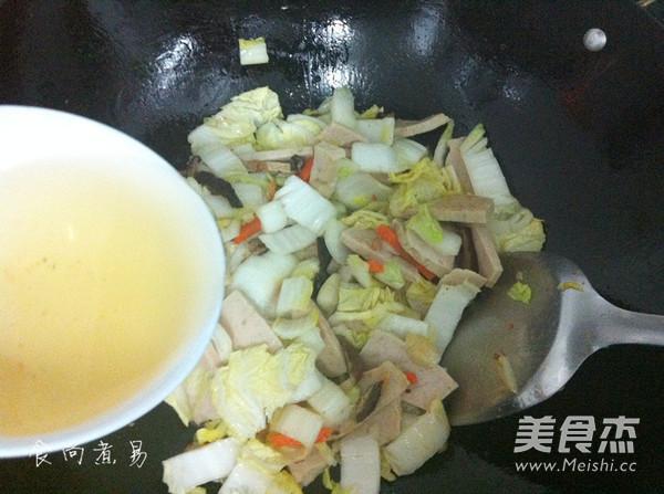冬日暖身煲仔菜怎么煮