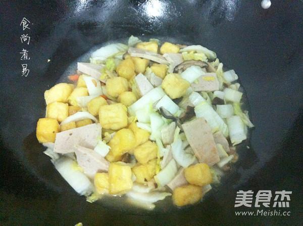 冬日暖身煲仔菜怎么煸