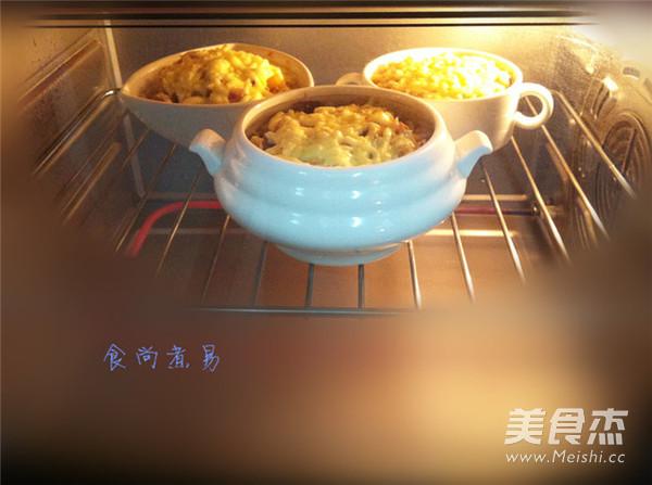 黑椒牛肉芝士焗饭怎样炒