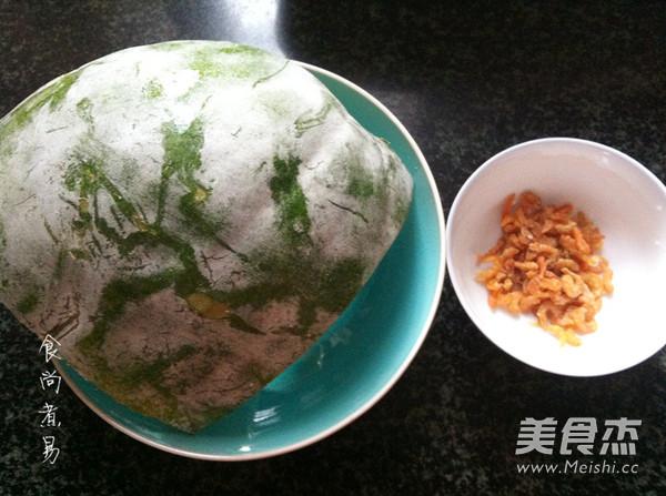 海米冬瓜的做法大全