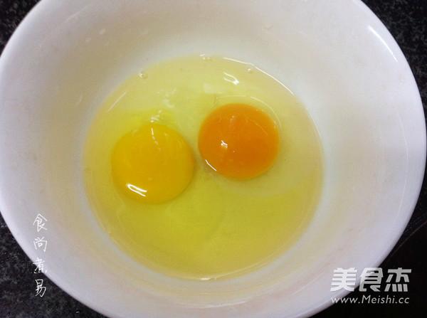 韭黄煎鸡蛋的家常做法