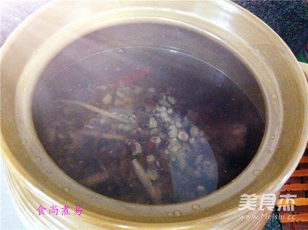排骨清补凉汤怎么做