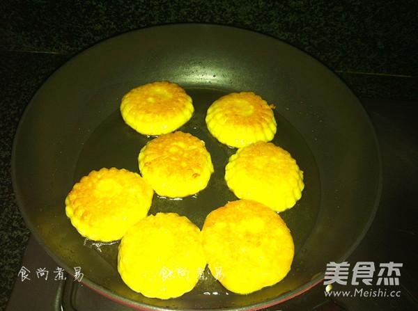 糯香南瓜饼怎么做