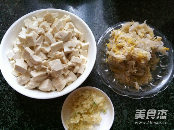 酸辣豆腐的做法图解