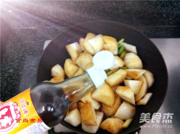 红烧萝卜丸子怎么煮