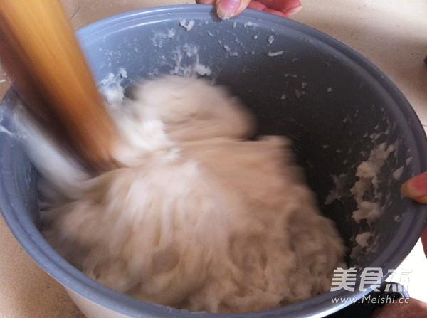芝麻花生糯米糍怎么炒