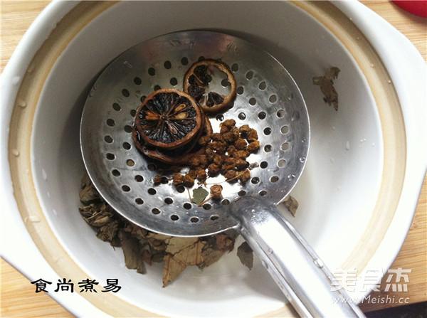 荷叶红枣减肥茶的做法图解