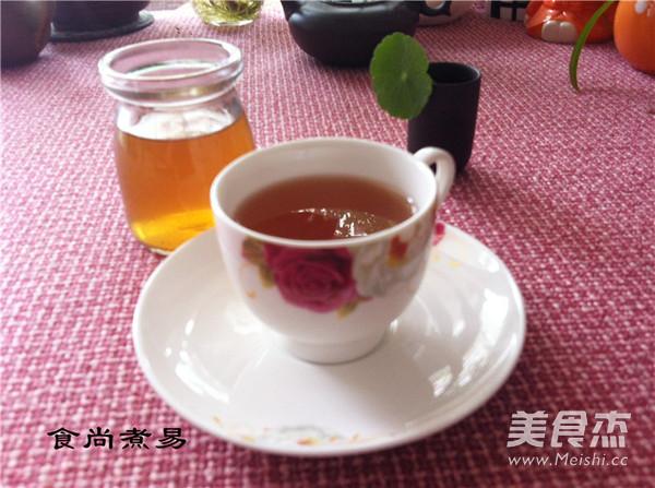 荷叶红枣减肥茶怎么做