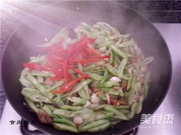 小炒四季豆怎么做