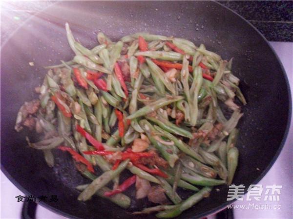 小炒四季豆怎么煮