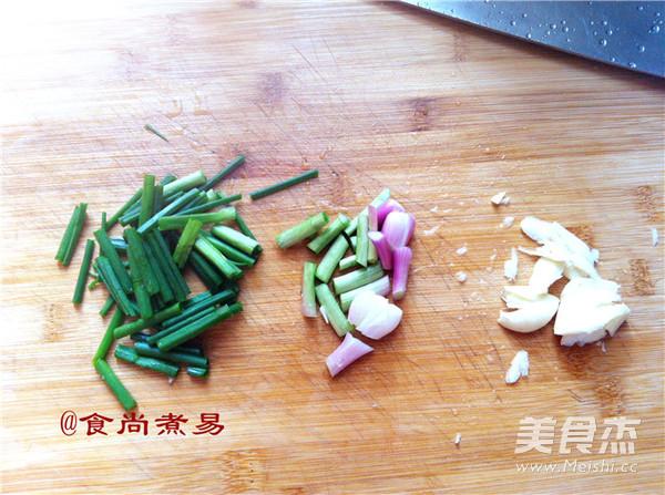 肉末炒黄豆芽的做法图解
