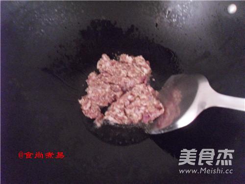 肉酱刀切面怎样煮