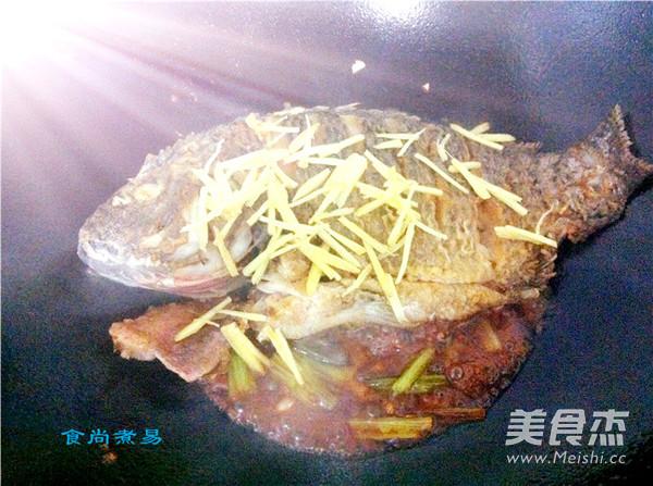 红烧罗非鱼怎么煮