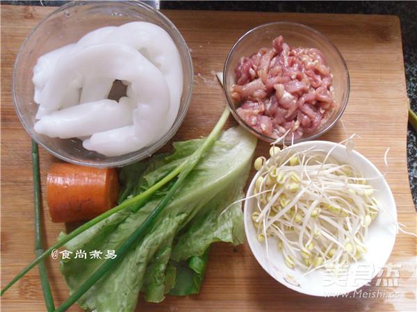 广东小吃陈村粉的简单做法