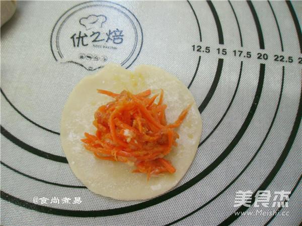 胡萝卜鲜肉水饺怎么煮