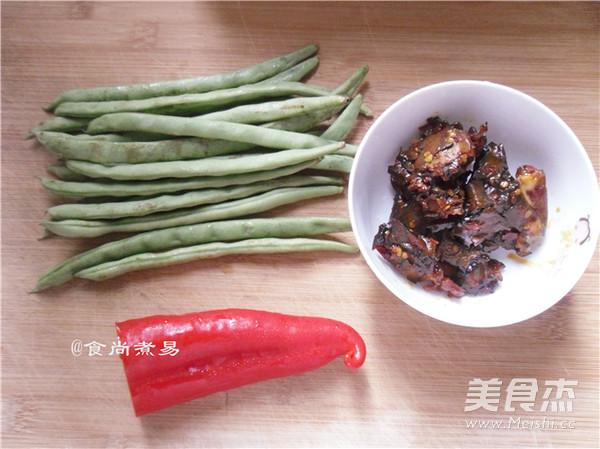 香干四季豆的做法大全