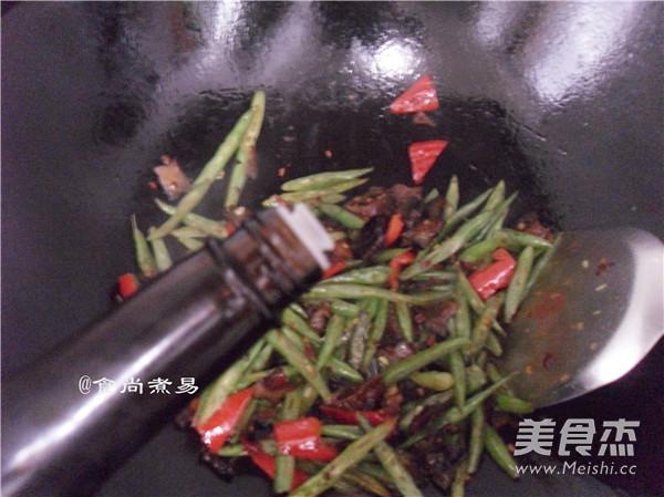 香干四季豆怎么煮