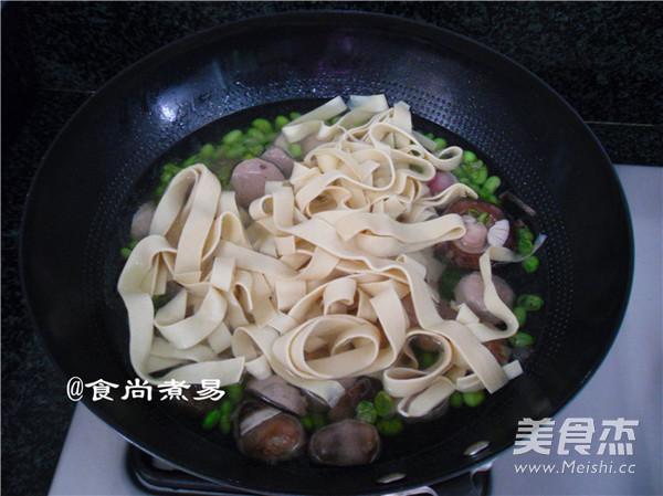 浓汤杂菜锅怎样做