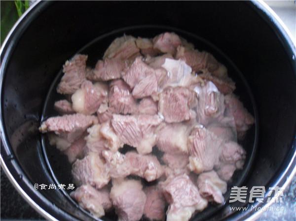 咖喱椰香薯仔牛腩怎么吃