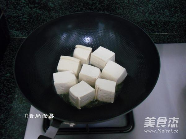 客家酿豆腐怎么炒