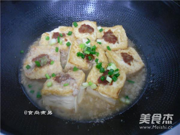 客家酿豆腐怎样煸