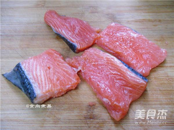 干煎三文鱼的做法大全