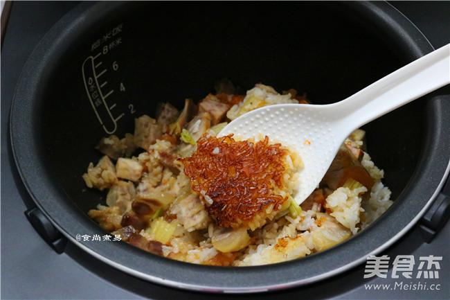 芋香腊肉番茄煲仔饭怎样煮