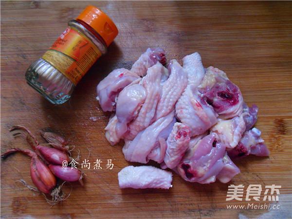 香茅鸡腿肉的做法图解