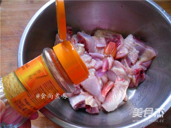 香茅鸡腿肉的家常做法