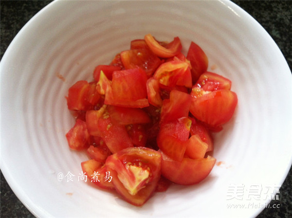 番茄鸡蛋拌面的做法大全