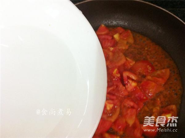 番茄鸡蛋拌面怎么炒