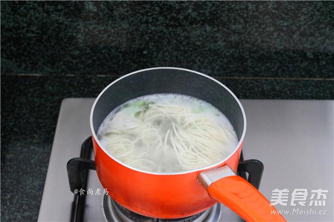 清汤面怎么做