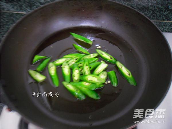 橄榄菜豆腐泡的家常做法