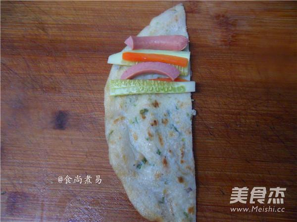 黄瓜胡萝卜卷饼怎么炖