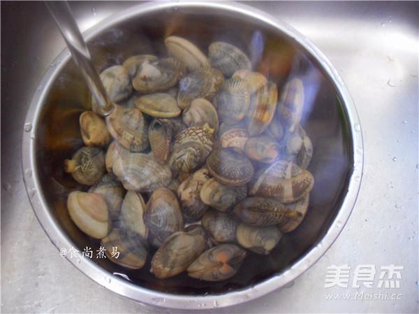 辣爆花蛤的家常做法