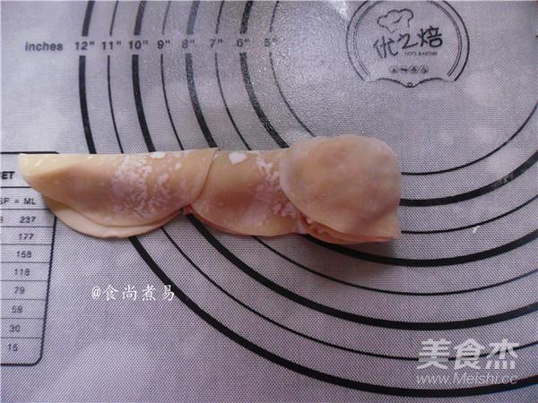 玫瑰花煎饺怎样炒