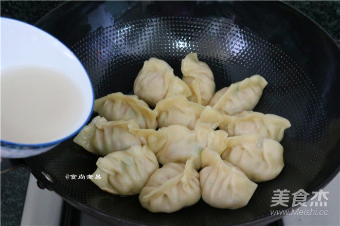 水煎饺怎么炒