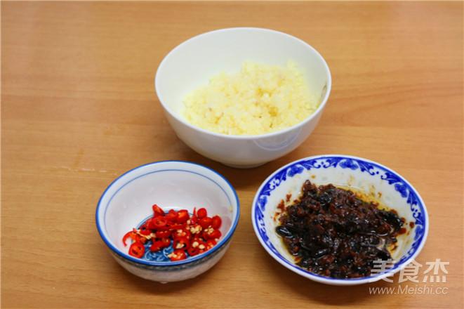 蒜蓉豉汁焗生蚝的家常做法